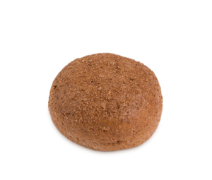 Wholemeal Round Roll
