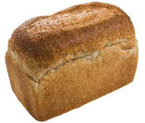 Wholemeal Stoneground High Tin Loaf